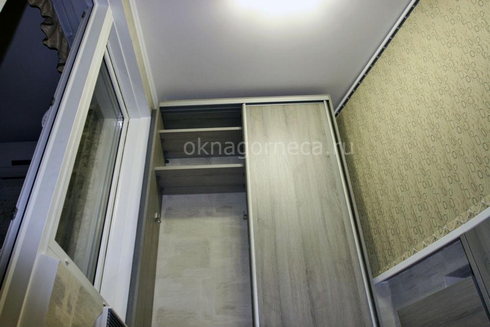 Остекление балконов ,застеклить балкон с отделлкой.
