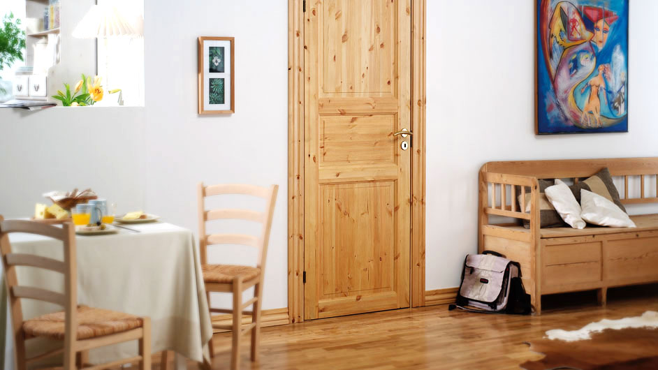 Jeld-Wen N51межкомнатные двери из массива сосны
